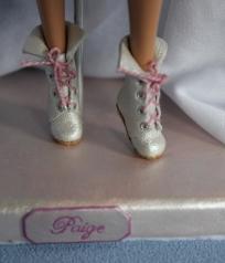 Paige's boots
