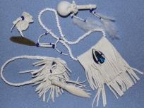 Satinka's Equipment