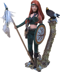 Sienna Sure-Foot the Druid